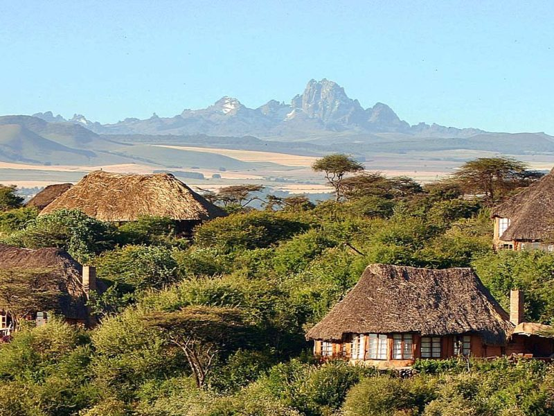 Lewa Wilderness